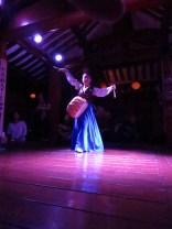 Performance at Sanchon