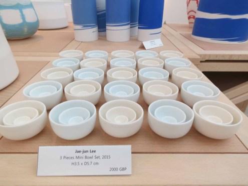 Ceramics at Gallery LVS