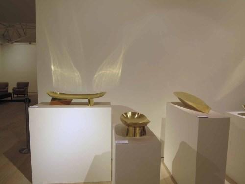 Bronze tableware by Kim Seoyoon