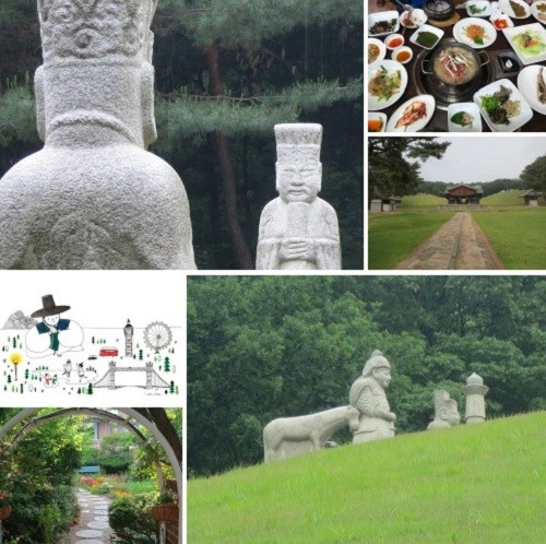 Featured image for post: 2015 Travel Diary day 2: The Drawing hand | Seooreung | Tea Museum | Makgeolli at Kim Sakkat