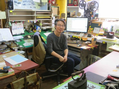 Featured image for post: 2015 Travel Diary day 11: a visit to Studio MWP