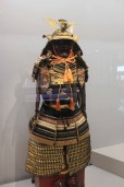 Japanese military costume in the Jinju National Museum