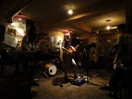 Vidulgi Ooyoo at Strange Fruit, Hongdae, 29 May 2015