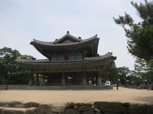 The Sueojangdae - The Western Command Post