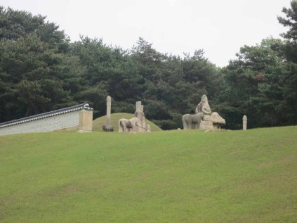 Changneung: Queen Ansun's tomb