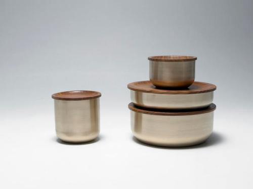 Kim Soo Young+Cho Ki Sang - Brass Tableware