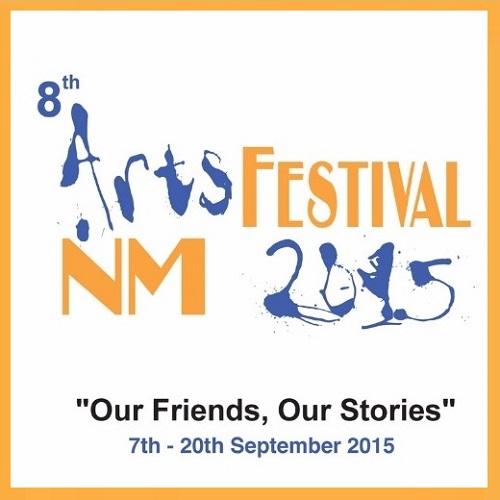 New Malden Arts Festival logo