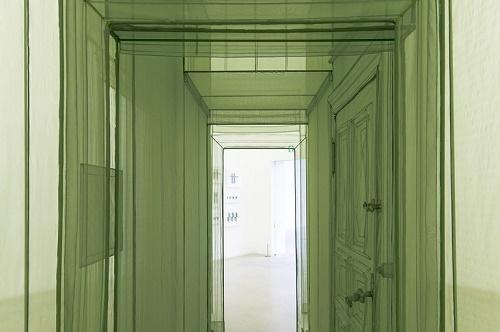 Wielandstr, 18, 12159 Berlin, Germany 3 Corridor' © Do Ho Suh