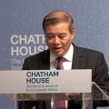 Thumbnail for post: Event report: Ambassador Hyon Hak-bong at Chatham House