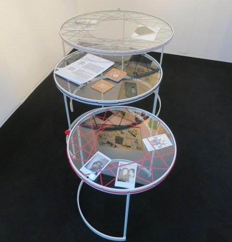 Juwon Seo's Cosmos nest of tables