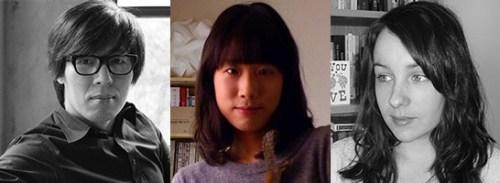 Cheon Myeong-Kwan, Han Yujoo and Deborah Smith