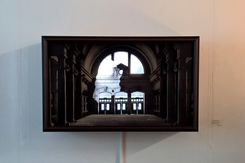 Guem MinJeong: A restoration of the time-Old Seoul station, 2014