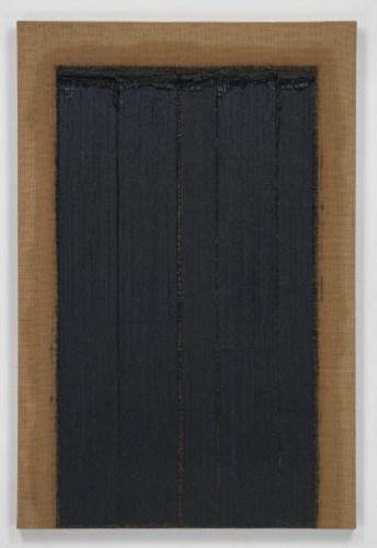 Ha Chung-yun, Conjunction 09-008', 2009, Oil on canvas, 180 x 120 cm, Courtesy The Arts Club