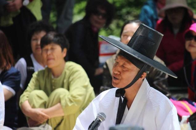 The musical interlude after the Daegwallyeong Guksaseonghwangje