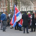 Thumbnail for post: KFA holds protest outside the US embassy