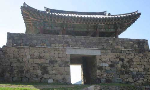 Gongsanseong Fortress, Gongju