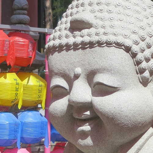 Jogyesa on Buddha's Birthday