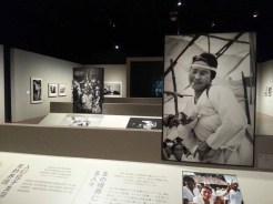 Inside the Kim Soonam's exhibition at the National Folk Museum