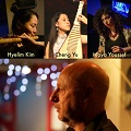 Thumbnail image for Event news: Maya Youssef, Cheng Yu & Hyelim Kim at Club Inégales