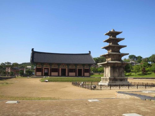 Featured image for post: 2016 travel diary 8: Buyeo's Jeongnimsa Temple Site