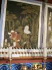Goransa's fine sanshin painting