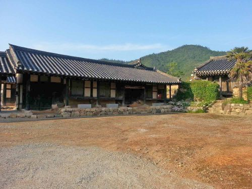 Post image for 2016 travel diary 16: Yun Du-seo's historic house