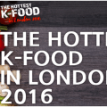 Thumbnail image for Event news: the hottest K-food in London