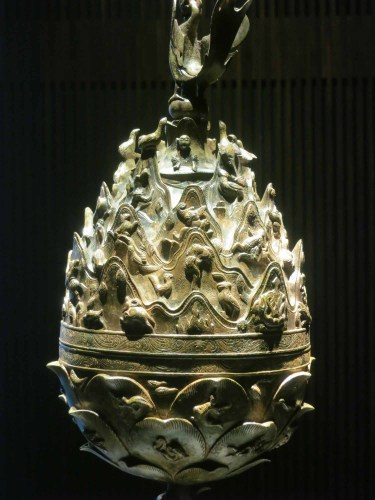 The main body of the incense burner