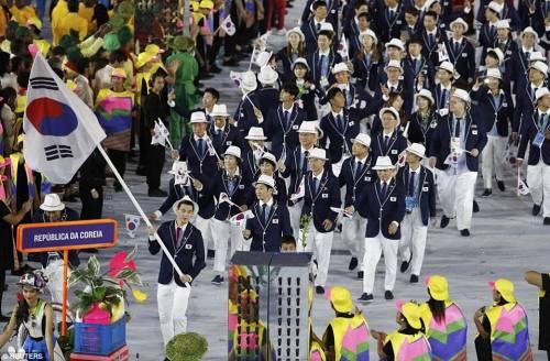 ROK parade