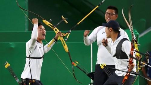 archery gold