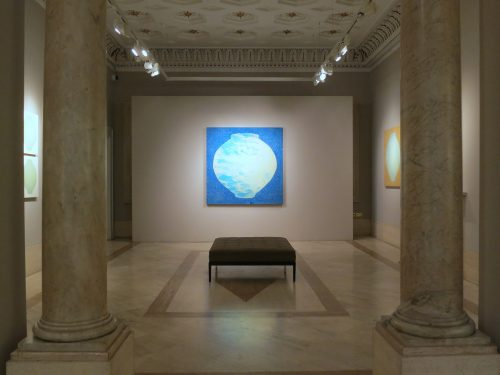 Featured image for post: Exhibition visit: Kang Ik-joong's Moon Jars at Robilant + Voena