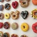 Kim Jaeyong: Donuts (2016).