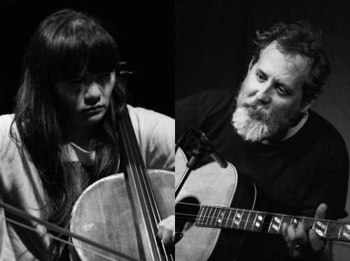 Okkyung Lee and Bill Orcutt