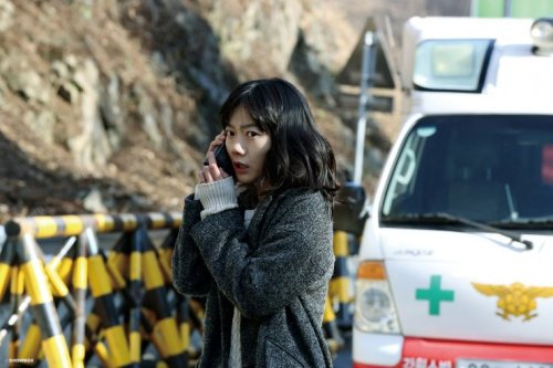 Bae Doo-na as the potential widow