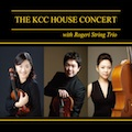 Thumbnail for post: Event news: KCC House Concert with the Rogeri String Trio
