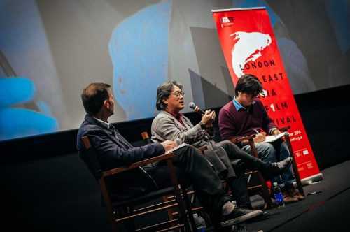 Featured image for post: Park Chan-wook talks about Handmaiden, octopuses and more