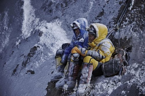 Himalaya: the assault on Kanchenjunga