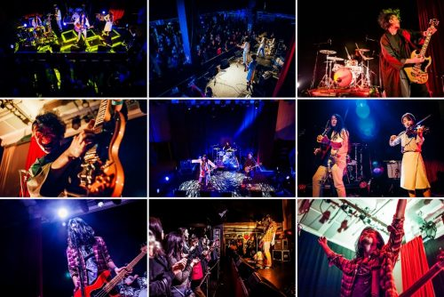 Featured image for post: Gig review: Asian Chairshot + Danpyunsun and the Sailors @ RichMix