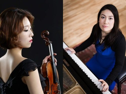 Featured image for post: Event news: KCC's March House Concert features Mun Jeong Kim (violin)