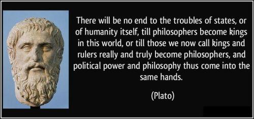 Plato: Philosopher King
