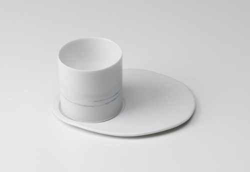 Song Min Ho: Cup, Dish (2012)