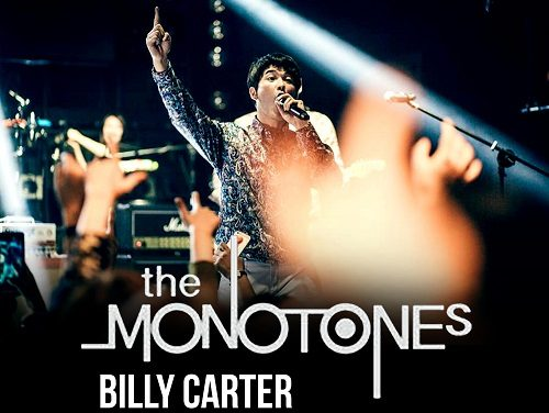 Featured image for post: Gig news: Monotones + Billy Carter @ Nambucca