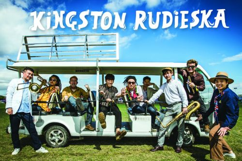 Kingston Rudieska