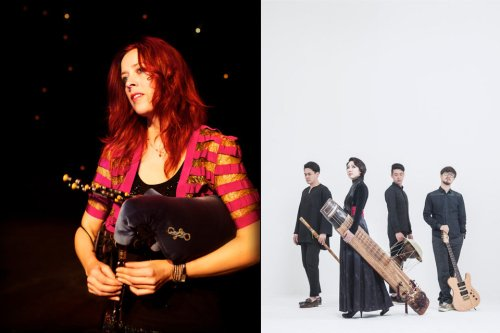 Kathryn Tickell and Black String