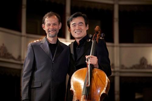 Sung-Won Yang + Enrico Pace