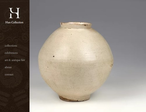 Han Collection Moon jar