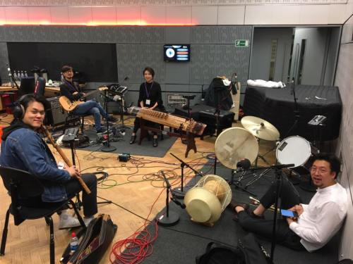 Black String at BBC