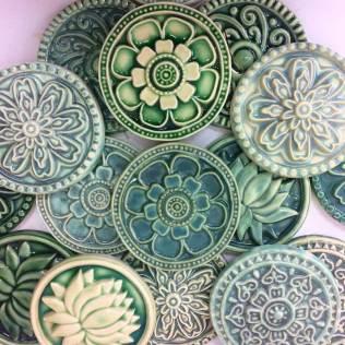 Kay Aplin: Roof tiles