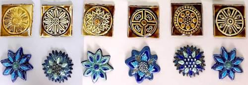 Made in Korea tiles