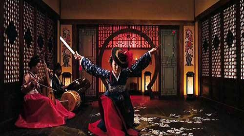 Yoo Sun-hoo in War of the Arrows